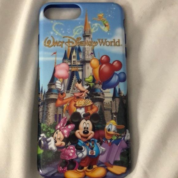 the best attitude edd66 a7560 Disney Parks iPhone 7/8 Plus Case